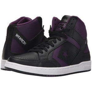 Converse Mens Weapon Mid Leather 144544C NWB